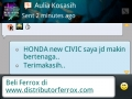 Ferrox Honda Civic
